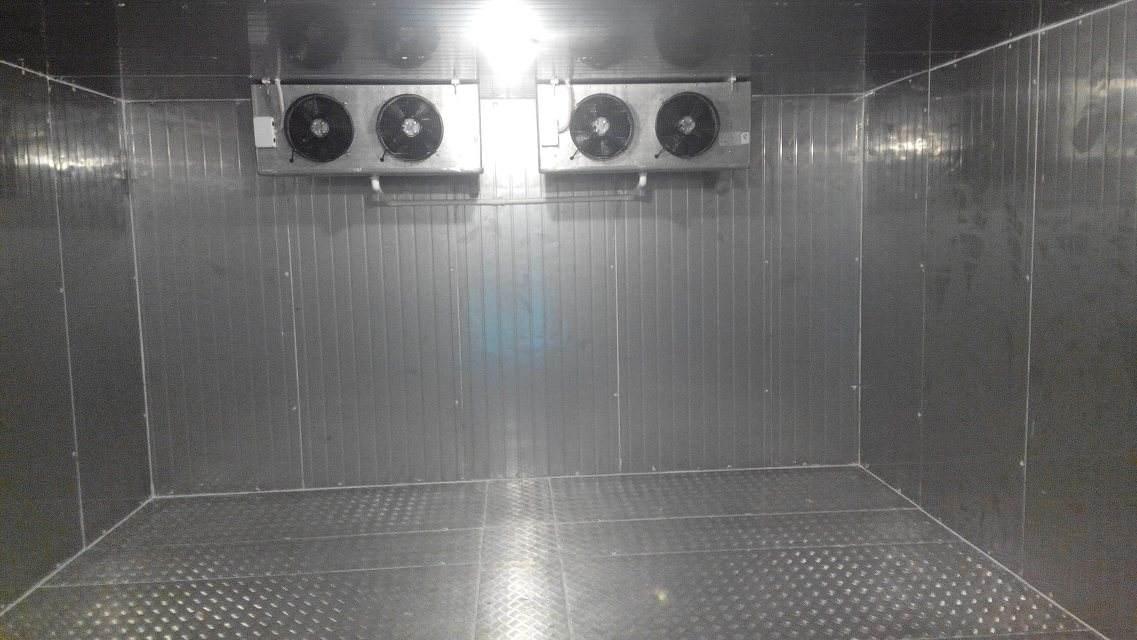 【图文】石家庄冷库安装日常检测常识_中央空调清洗的必要性
