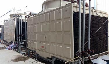 中央空调冷却塔填料更换