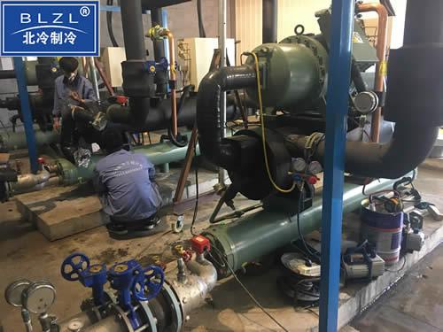 中央空调冷水机组保养