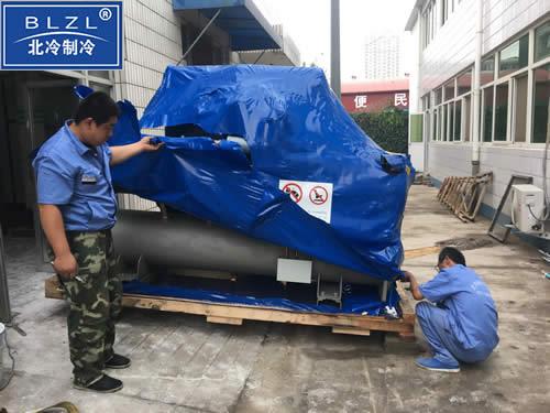 中央空调冷水机组维修