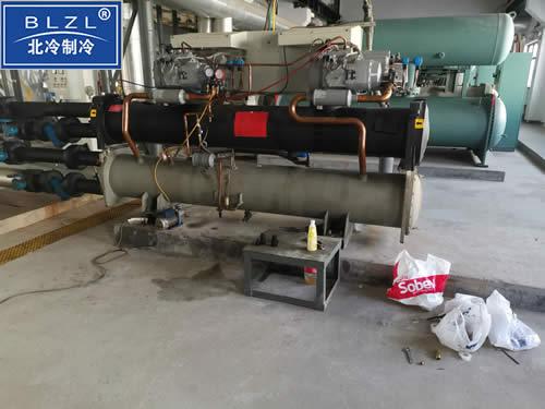 山东聊城中央空调冷凝器除垢