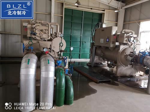 中央空调冷凝器除垢