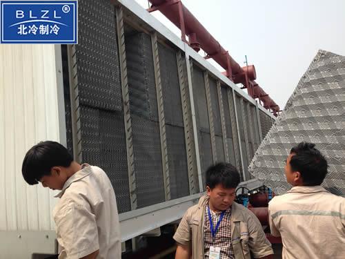 河北中央空调冷却塔改造