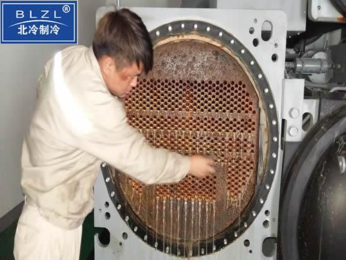 专业冷凝器除垢