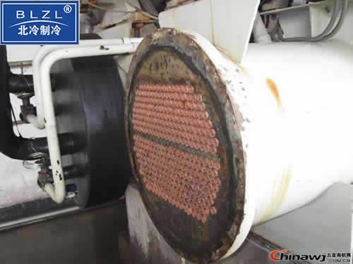专业冷凝器清洗除垢