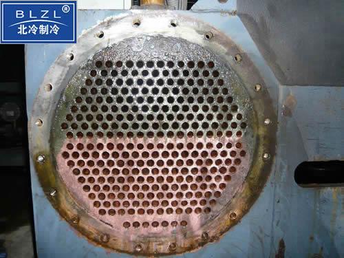 清洗冷凝器