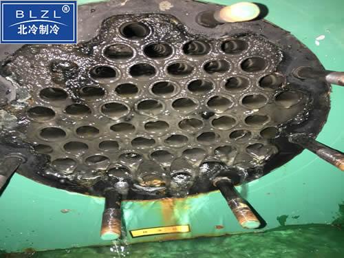 石家庄专业清洗中央空调冷凝器