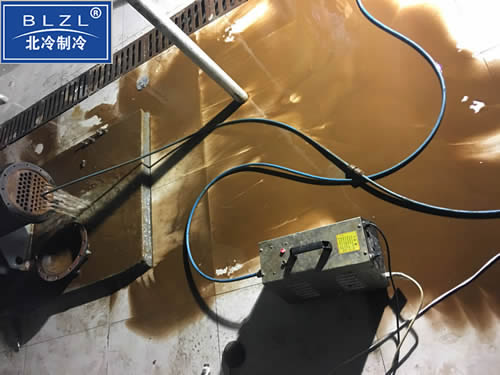 中央空调冷凝器清洗方法