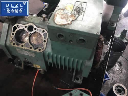 螺杆压缩机组维修