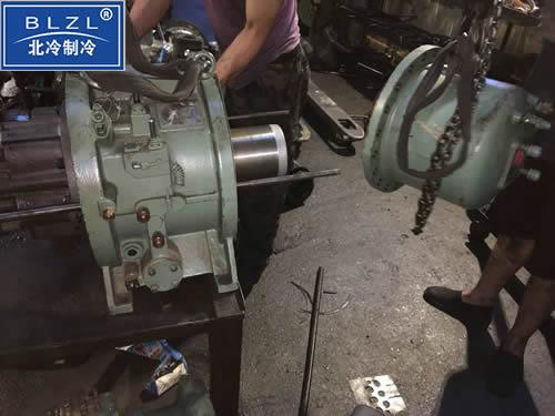 石家庄螺杆压缩机组维修
