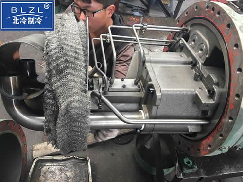 石家庄螺杆压缩机组保养