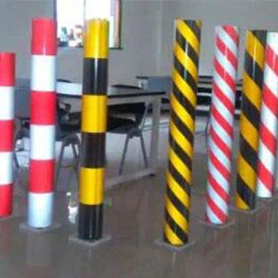 電線杆防撞警示貼