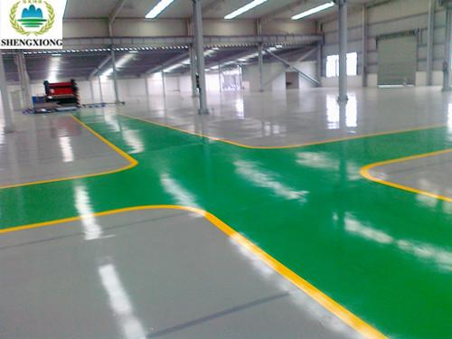西安防油渗地坪规格