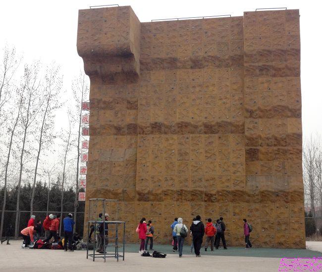 贵州攀岩墙