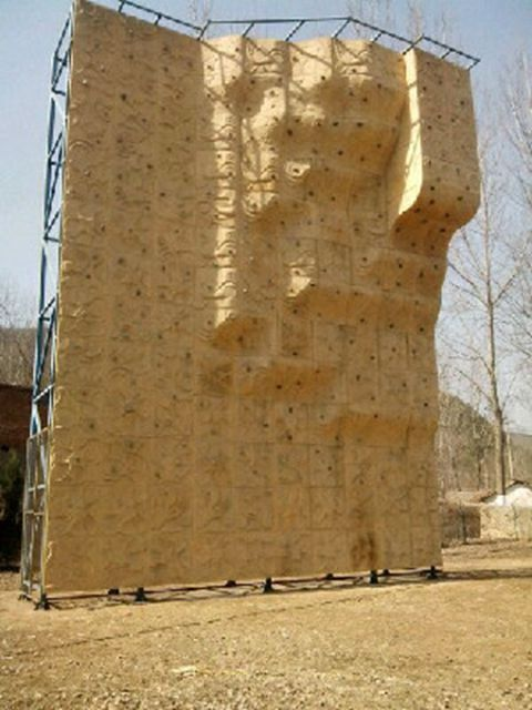 贵州攀岩墙公司