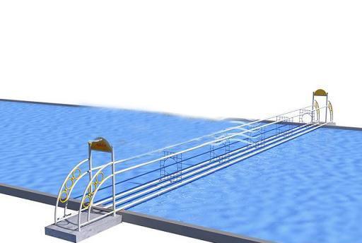 水上拓展设备