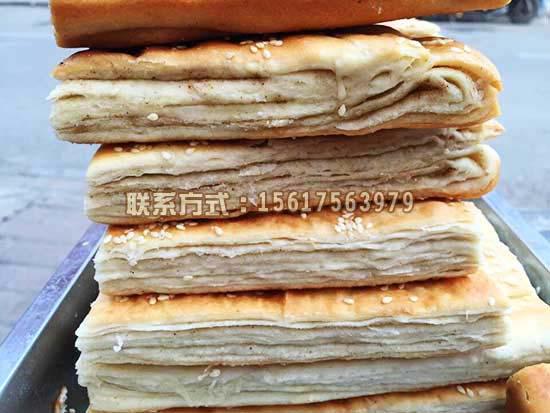 千层香酥饼