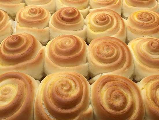 蜂蜜脆皮小面包