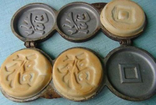 口福饼模具