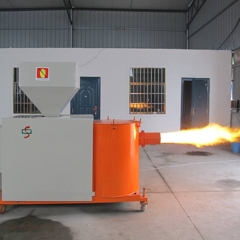 武汉生物颗粒燃烧机