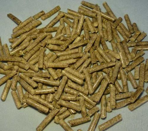 英山生物质颗粒