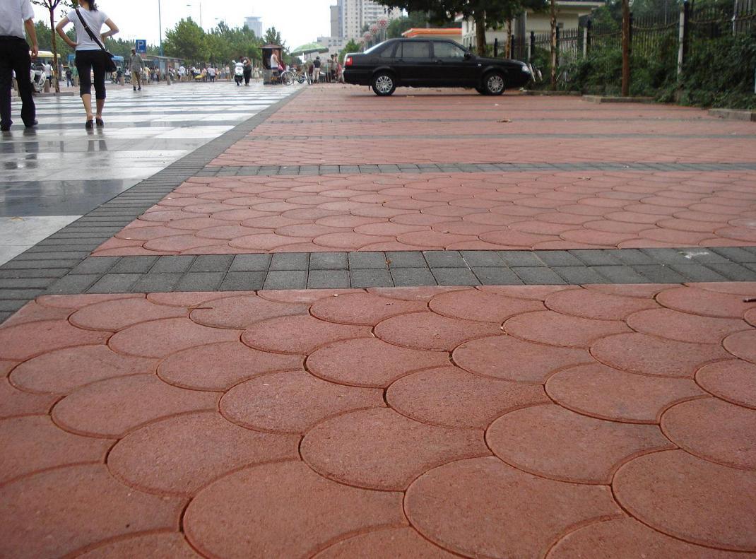 重庆透水砖厂