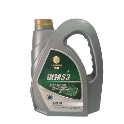 银领高性能汽油机油SL
