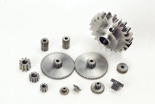 加工小模数齿轮