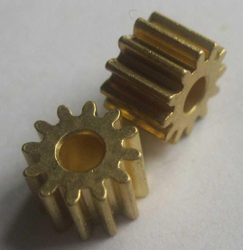 优质小齿轮加工