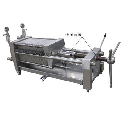 石家庄板框压滤机