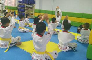 跆拳道暑假培训班