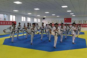 安阳跆拳道馆加盟