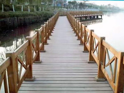 河北防腐木木桥