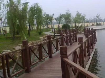 河北防腐木木桥厂家