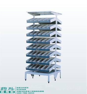 钢制双面药品架YD-1303