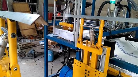 水泥干粉自动包装机