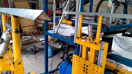 沙子干粉自动供袋机