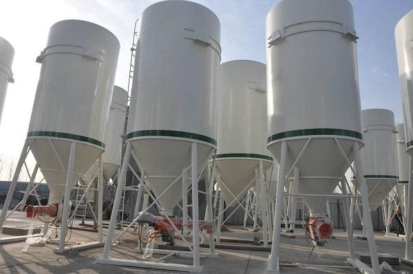 干粉砂浆储存罐