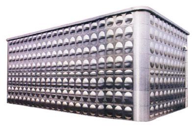 智能型箱泵一体化泵站消防水箱的特点 无负压供水高效节能