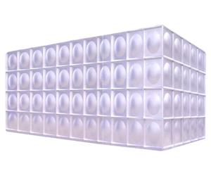 预制智能型箱泵一体化泵站汽车水箱说明 球形水箱安装