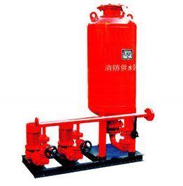 【文章】消防供水设备详细说明 消防供水设备的工艺流程