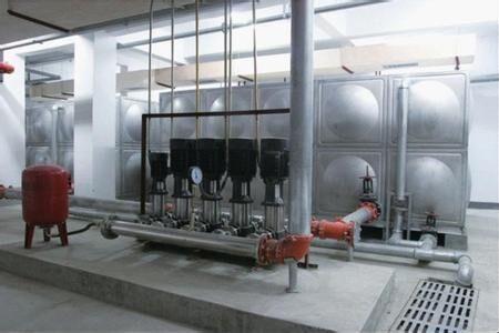 【汇总】双钢智能型箱泵一体化泵站详细说明 智能型箱泵一体化泵站主要技术