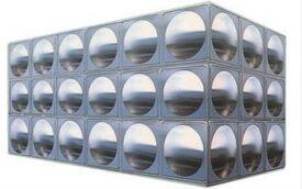 【分享】不锈钢组合水箱适用范围 组合式不锈钢水箱厂家