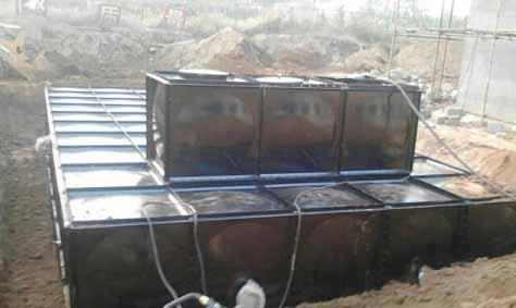 消防供水设备球形水箱优点 浴室水箱产品分类