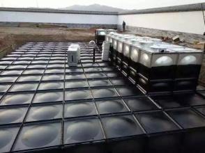 BDF智能型地埋式泵箱一体化