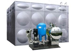 箱泵一体化箱式智能泵站