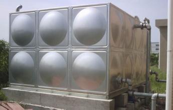智能化箱式泵站一体化