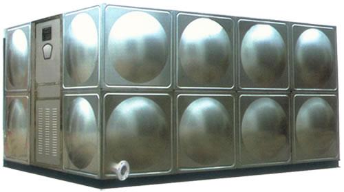 HDXBF智能型箱泵一体化泵站