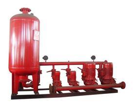 【图解】消防供水设备性能特点 供水设备产品特点