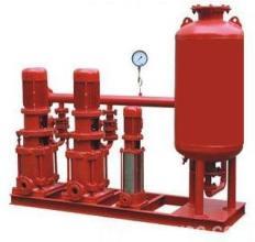 【优选】消防供水设备的组成 无负压供水设备简介